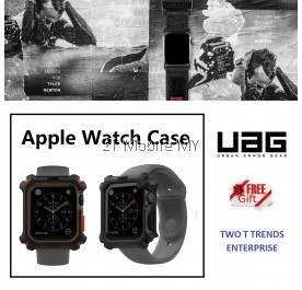 Apple Watch 44mm Series 4 / Series 5 UAG Watch Case Military drop-test standards ORI