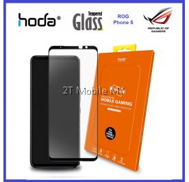Asus ROG Phone 5 / ROG Phone 3 HODA Full Coverage Matte Anti Glare Tempered Glass Best Gaming Screen Protector ORI