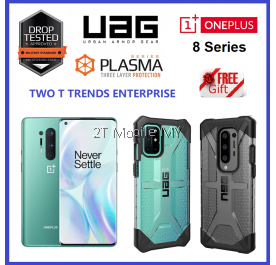 OnePlus 8T / OnePlus 8 / 8 Pro / 1+8T / 1+8 / 1+8 Pro UAG Urban Armor Gear Plasma Mil Drop Case Cover Bumper ORIGINAL