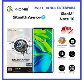 XiaoMi Mi Note 10 / Mi Note 10 Pro X-One Stealth Armor Ver 2 Seamless Anti Shock Screen Protector