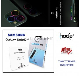 Samsung Galaxy Note 10 / Note 10 Plus / Note 10+ Hoda Sapphire Camera Lens Protector 9H Diamond Grade Protection ORI