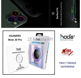 Huawei Mate 30 / Mate 30 Pro / P30 Pro Hoda Sapphire Camera Lens Protector 9H anti scratches Diamond grade protection