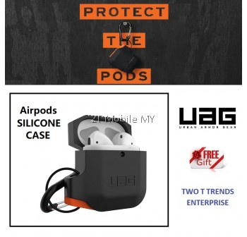 Apple Airpods 1st Gen 2nd Gen / Airpods Pro UAG Silicone Case ORIGINAL