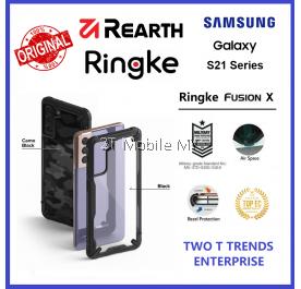 Samsung Galaxy S21 / S21 Plus / S21 Ultra / S21+ / S20 Ultra Ringke Fusion X / Fusion X DDP Camo Case Cover ORI