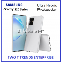 Samsung Galaxy S20 Plus / S20 Ultra / S20+ Air Hybrid TPU Case Slim Bumper Fusion Cover