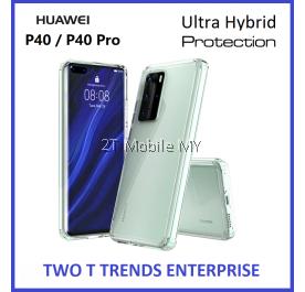 Huawei P40 / P40 Pro Air Hybrid TPU Case Slim Bumper Fusion Cover