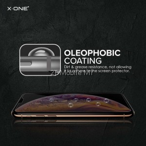 XiaoMi RedMi Note 9S / RedMi Note 8 / RedMi Note 8 Pro X-One Matte Anti-Fingerprint Extreme Shock Screen Protector ORI