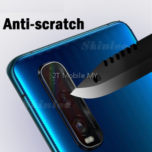 Oppo Find X2 Pro Camera Soft Tempered Glass Screen Protector