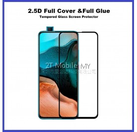 XiaoMi Pocophone F2 Pro / K30 Pro Full Glue Cover Tempered Glass Screen Protector