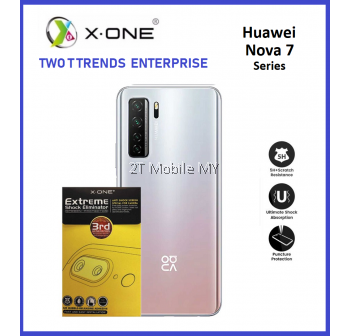 Huawei Nova 7 / Nova 7 SE X-One Extreme Camera Lens Protector (2pcs)