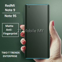 XiaoMi RedMi Note 9S / RedMi Note 9 / Note 9 Pro Front Back Matte Anti-Fingerprint Full Soft Hydrogel Screen Protector