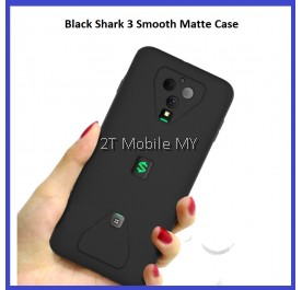XiaoMi Black Shark 3 Soft Matte Anti-Fingerprint Glossy Silk Case