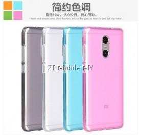 XiaoMi RedMi Note 4 RedMi 4A Soft Jacket Slim TPU Matte Case Cover