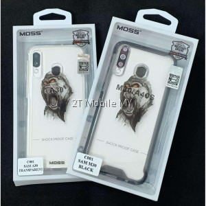 Samsung Galaxy Note 20 / Note 20 Ultra MOSS C001 TPU Shockproof Protection Case Bumper Cover ORI