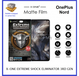 OnePlus Nord X-One Matte Anti-Fingerprint Extreme Shock Screen Protector ORI