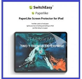 Apple iPad 12.9 / iPad Pro 11 / iPad 10.2 / iPad 9.7 SwitchEasy PaperLike Matte Anti Glare Screen Protector