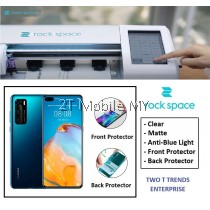 Huawei P40 / P40 Pro / P40 Pro Plus Rock Space Clear Matte Anti Blue Light Hydrogel Screen Protector Rockspace