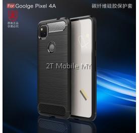 Google Pixel 4A 5G / Pixel 4a Slim Fit Rugged Armor Bumper TPU Case Cover