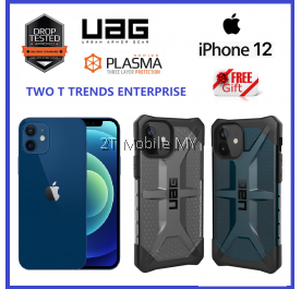 Apple iPhone 12 / 12 Mini / 12 Pro / 12 Pro Max UAG Urban Armor Gear Plasma Military Drop Case Bumper ORI