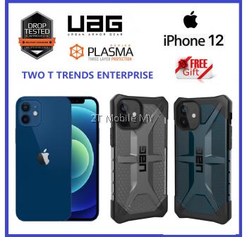 Apple iPhone 12 / 12 Mini / 12 Pro / 12 Pro Max UAG Urban Armor Gear Plasma Military Drop Case Bumper ORI