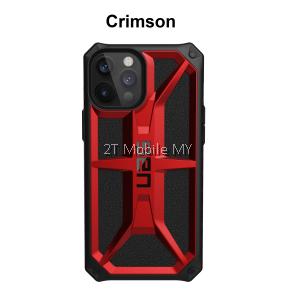 Apple iPhone 12 / 12 Mini / 12 Pro / 12 Pro Max UAG Monarch Military Drop Protection Bumper Case Bumper Cover ORIGINAL