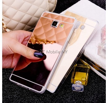XiaoMi RedMi Note 4 Mirror Silicon TPU Bumper Case Cover