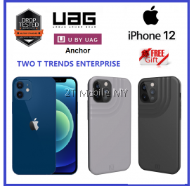 Apple iPhone 12 / 12 Mini / 12 Pro / 12 Pro Max UAG Anchor Military Protection U by UAG Case Bumper Cover ORIGINAL