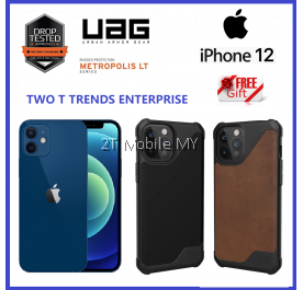 Apple iPhone 12 / 12 Mini / 12 Pro / 12 Pro Max UAG Metropolis LT Case Bumper Protection Cover ORIGINAL