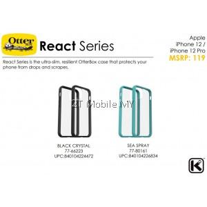 Apple iPhone 12 / 12 Mini / 12 Pro / 12 Pro Max Otterbox React Case Bumper Cover ORIGINAL