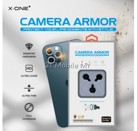 Apple iPhone 12 / 12 Mini / 12 Pro / 12 Pro Max X-One Camera Armor 9H Lens Protector by Sapphire Glass