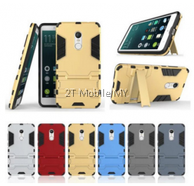 XiaoMi RedMi Note 4 Ironman Transformer Case with Stand Shockproof 2 in 1 Cover