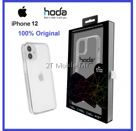 Apple iPhone 12 / 12 Mini / iPhone 12 Pro / iPhone 12 Pro Max Hoda Crystal Pro 3D Tempered Glass Case Bumper Cover ORI