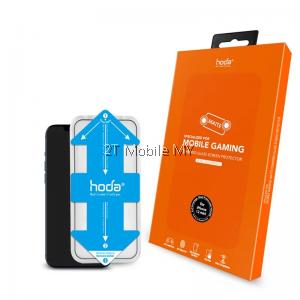 Apple iPhone 13 / 13 Mini / 13 Pro 13 Pro Max 12 Hoda Helper 0.33mm Clear Matte Anti Blue Light Privacy Tempered Glass