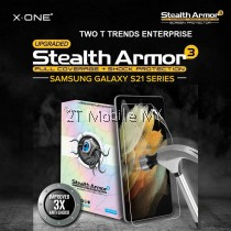 Samsung Galaxy S20 / S20 Plus / S20 Ultra X-One Stealth Armor 3 Clear / Matte Screen Protector Anti Shock Film ORI