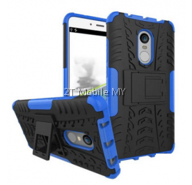 XiaoMi RedMi Note 4 Rugged Combo Kickstand Tough Armor Case Cover