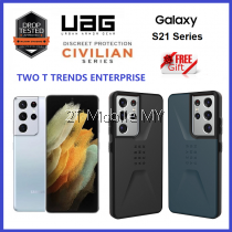 Samsung Galaxy S21 / S21 Plus / S21 Ultra / S21+ Civilian Series Military Drop Protection Case Bumper Cover ORI