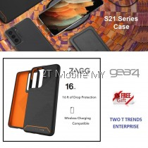 Samsung Galaxy S21 / S21 Plus / S21 Ultra / S21+ Zagg Denali Protected By D3O Reinforced Backplate Frame Case Bumper ORI