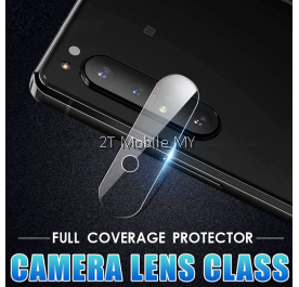 Sony Xperia 1 II / Xperia 5 II / Xperia 10 II Camera Tempered Glass Soft Protector