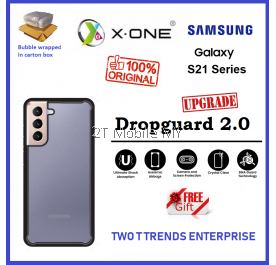 Samsung Galaxy S21 / S21 Plus / S21 Ultra / S21+ X-One DropGuard Ver 2.0 Clear / Matte Case Anti Shock Bumper Cover