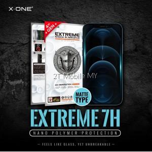XiaoMi Mi 10T / Mi 10T Pro X-One Extreme Shock Eliminator 7H 4th Gen Matte Screen Protector ORI
