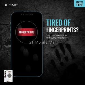 XiaoMi Pocophone F2 Pro / K30 Pro X-One Extreme Shock Eliminator 7H 4th Gen Matte Screen Protector ORI