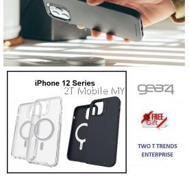 Apple iPhone 12 / 12 Mini / 12 Pro / 12 Pro Max Zagg Gear4 Gear 4 Crystal Palace / Rio Snap Magsafe D3O Case Cover ORI