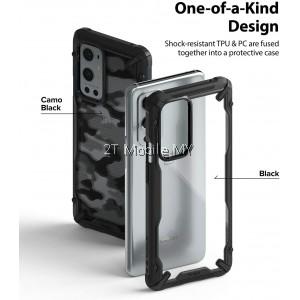OnePlus 9 Pro Ringke Fusion X / Fusion X DDP Camo Military Bumper Case Cover ORI