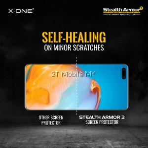 Samsung Galaxy A32 A52 A72 5G X-One Stealth Armor 3 Clear / Matte Screen Protector Anti Shock Film ORI