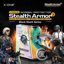 XiaoMi Black Shark 4 / 4 Pro / 3 / 3 Pro X-One Stealth Armor 3 Clear / Matte Screen Protector Anti Shock Film ORI