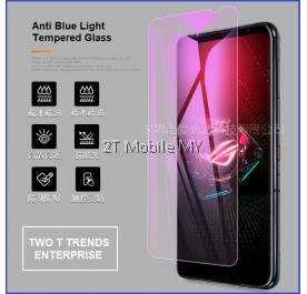 Asus ROG Phone 5 Anti Blue Light Ray Tempered Glass Screen Protector