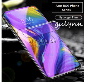 Asus ROG Phone 5 Anti Blue Light Ray Soft Hydrogel Full Protect Eyes Screen Protector