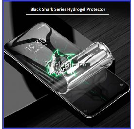 XiaoMi Black Shark 4 / 4 Pro / 3 / 3 Pro / Black Shark 3S Front Back Full Coverage 3D Soft Hydrogel Screen Protector