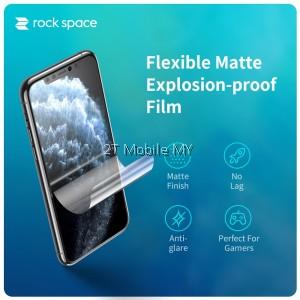 Asus Zenfone 8 / Zenfone 8 Flip Rock Space Clear Matte Anti Blue Light Hydrogel Screen Protector Rockspace