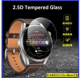 Huawei Watch 3 Pro Tempered Glass Screen Protector 2.5D